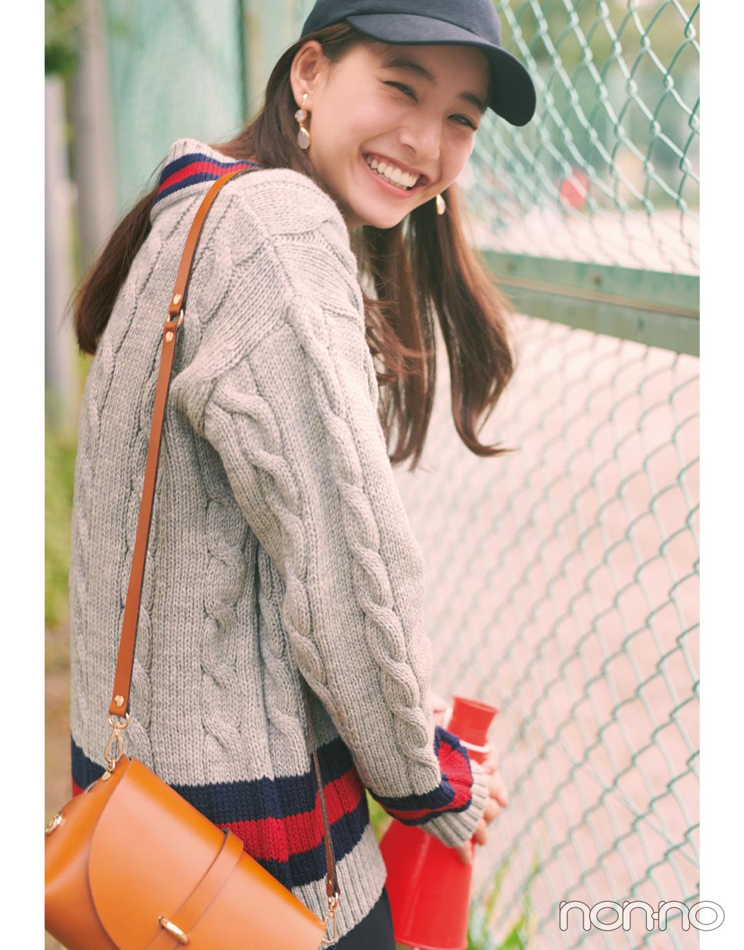 新木優子主演・恋とニットの物語、大学時代の「君」編【ニットを着るなら、エモいほう。vol.3】_1_3