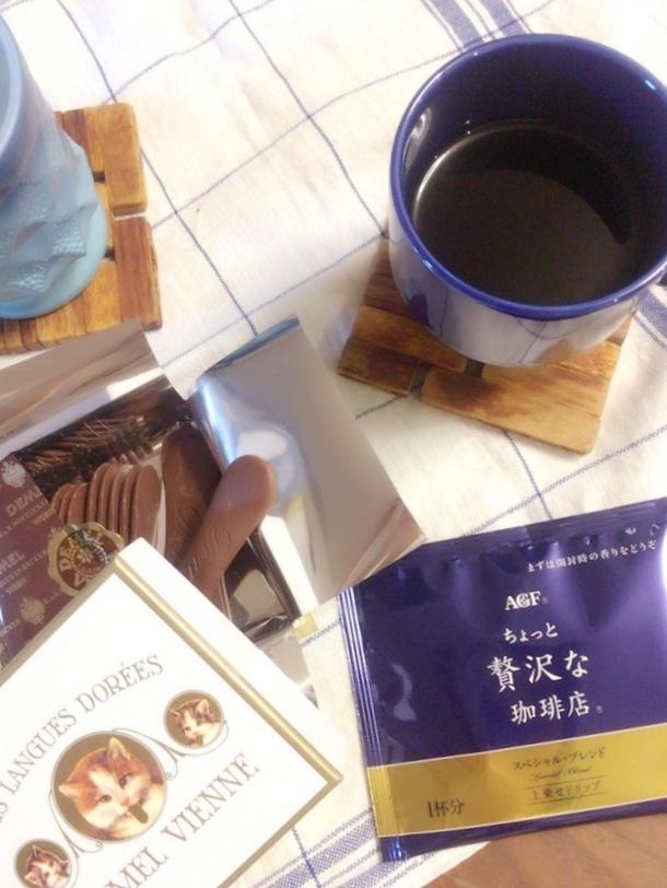 「ちょっと贅沢な珈琲店」で雨の休日も…_1_3