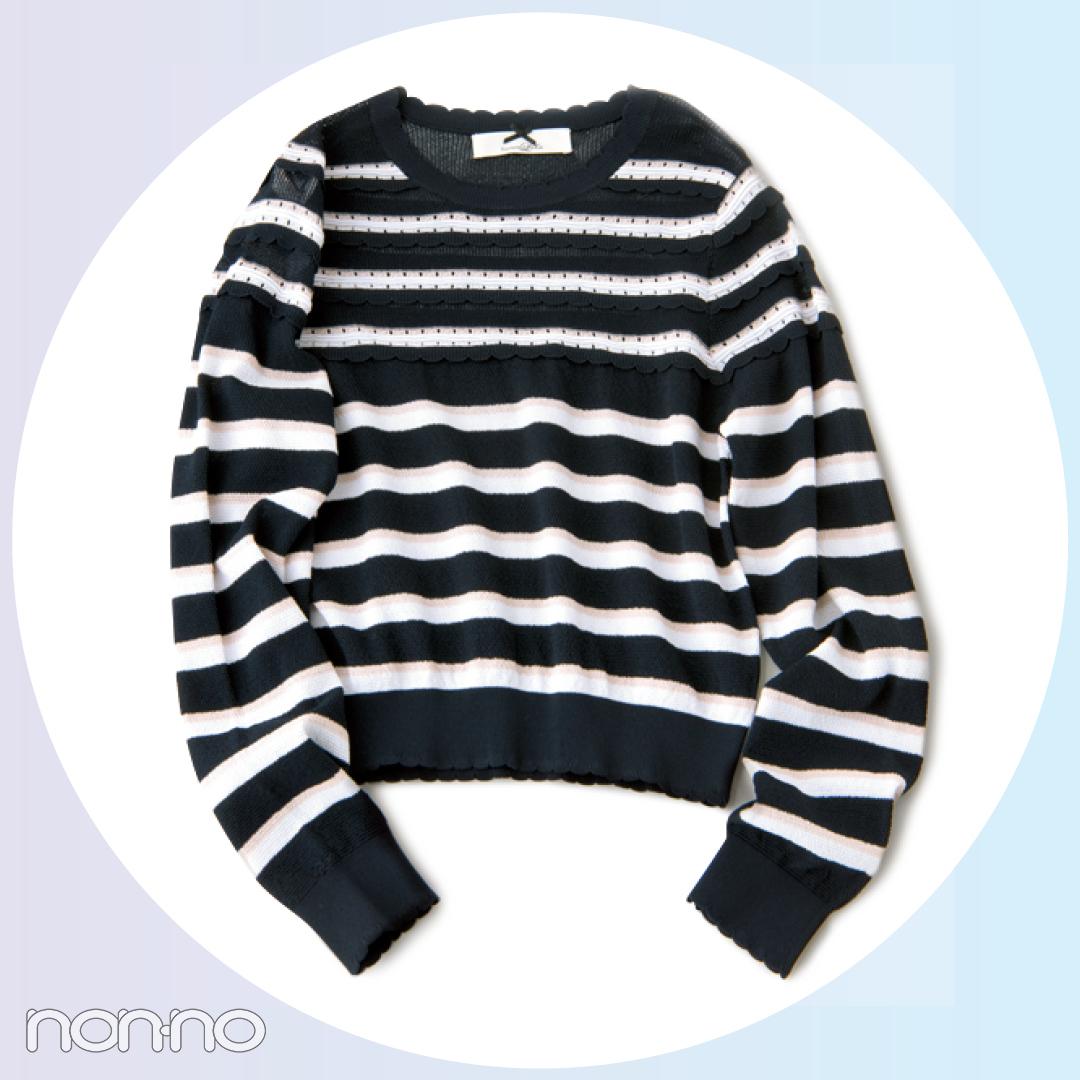 新川優愛の最新春デニムコーデ♡ 今季は+透かし編みニットが可愛い!_1_2-2