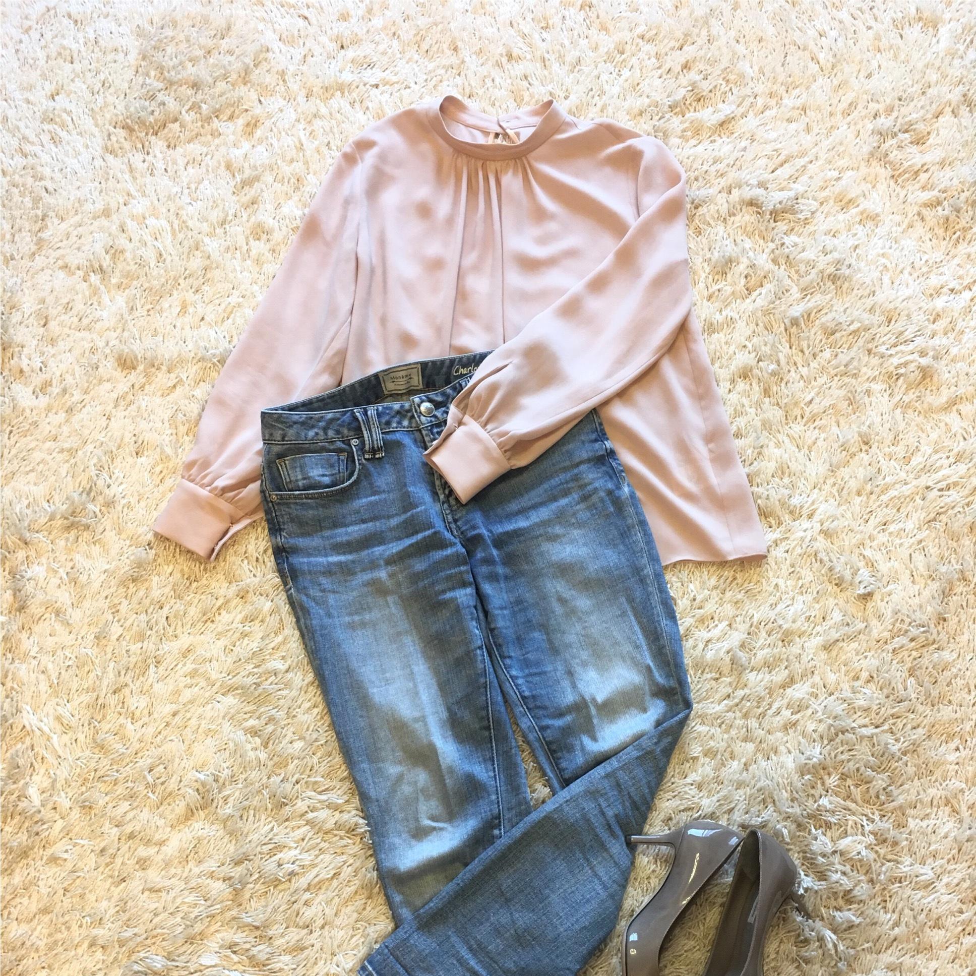もうすぐ春ですもの、ピンクが着たい!美女組さんが選んだアイテム【マリソル美女組ブログPICK UP】_1_1-6