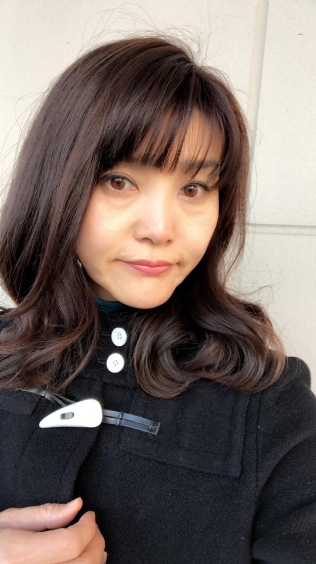 深田恭子 ヘアスタイル