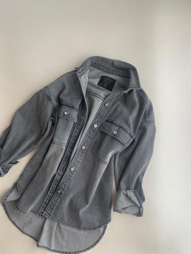 デニムジャケット シャツ