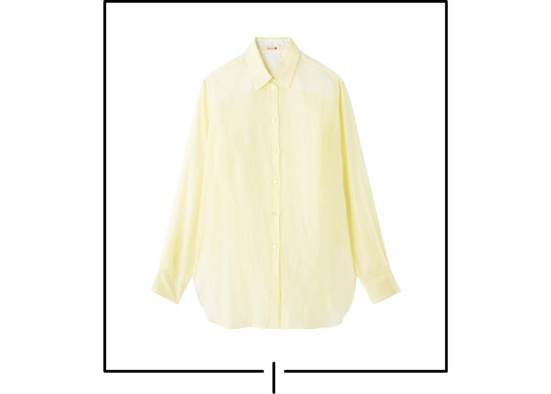 この春、透けるシアーシャツがこれだけ使える理由【正義の春服】_1_6