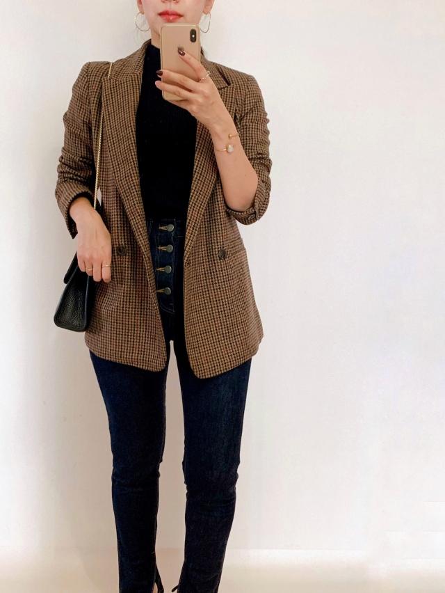 秋の羽織りは「ジャケット」が気分♪_1_3