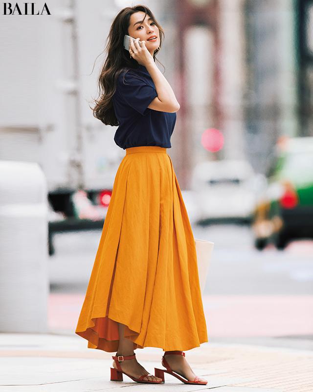 【男性ウケ抜群】アラサー的・夏のモテるファッション30コーデ!_1_1
