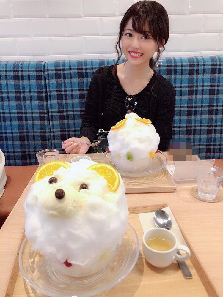 旨♥カワ【表参道】クマのかき氷♪_1_2