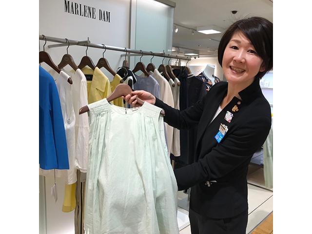 日本橋三越本店で、パーソナル・ショッピングを体験!_1_4-1