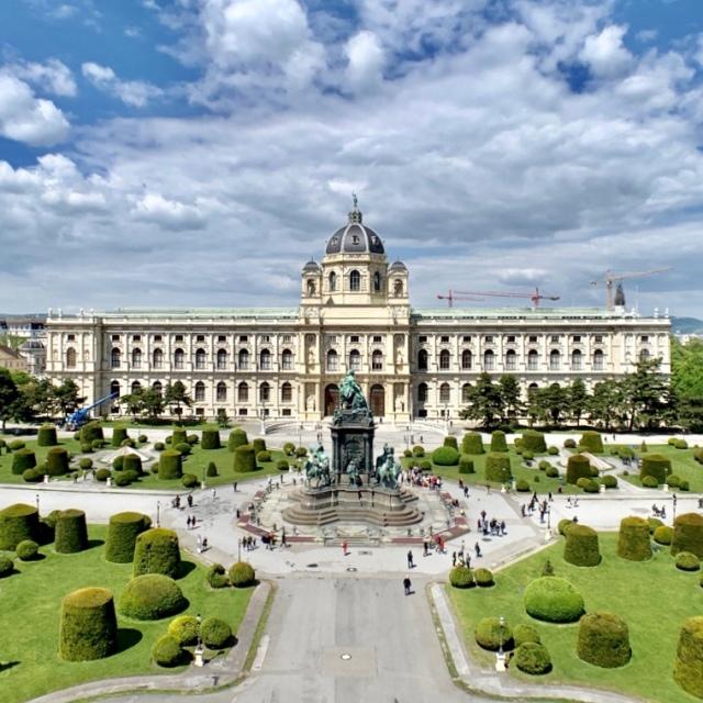 ウィーン 美術史美術館 美術史博物館 オーストリア
