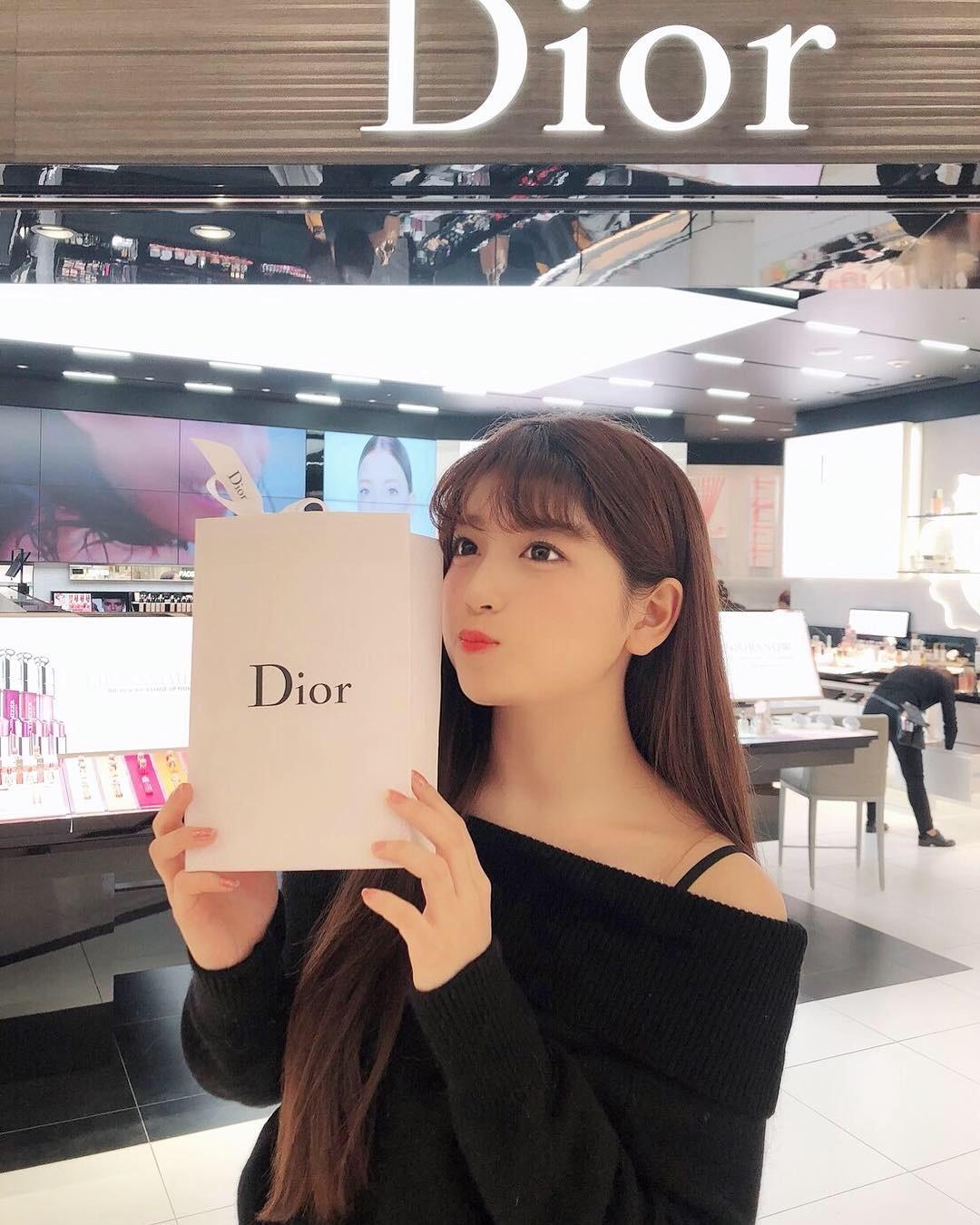 【Dior】大量購入!つるつる肌を作れる最強アイテムも❤︎_1_10