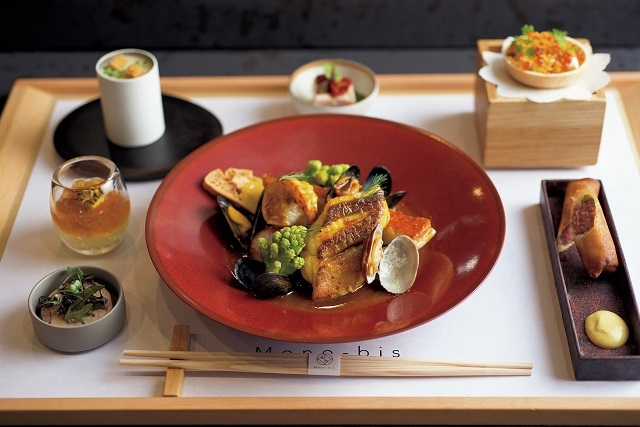 「ぶいやべーす御膳」¥4,500