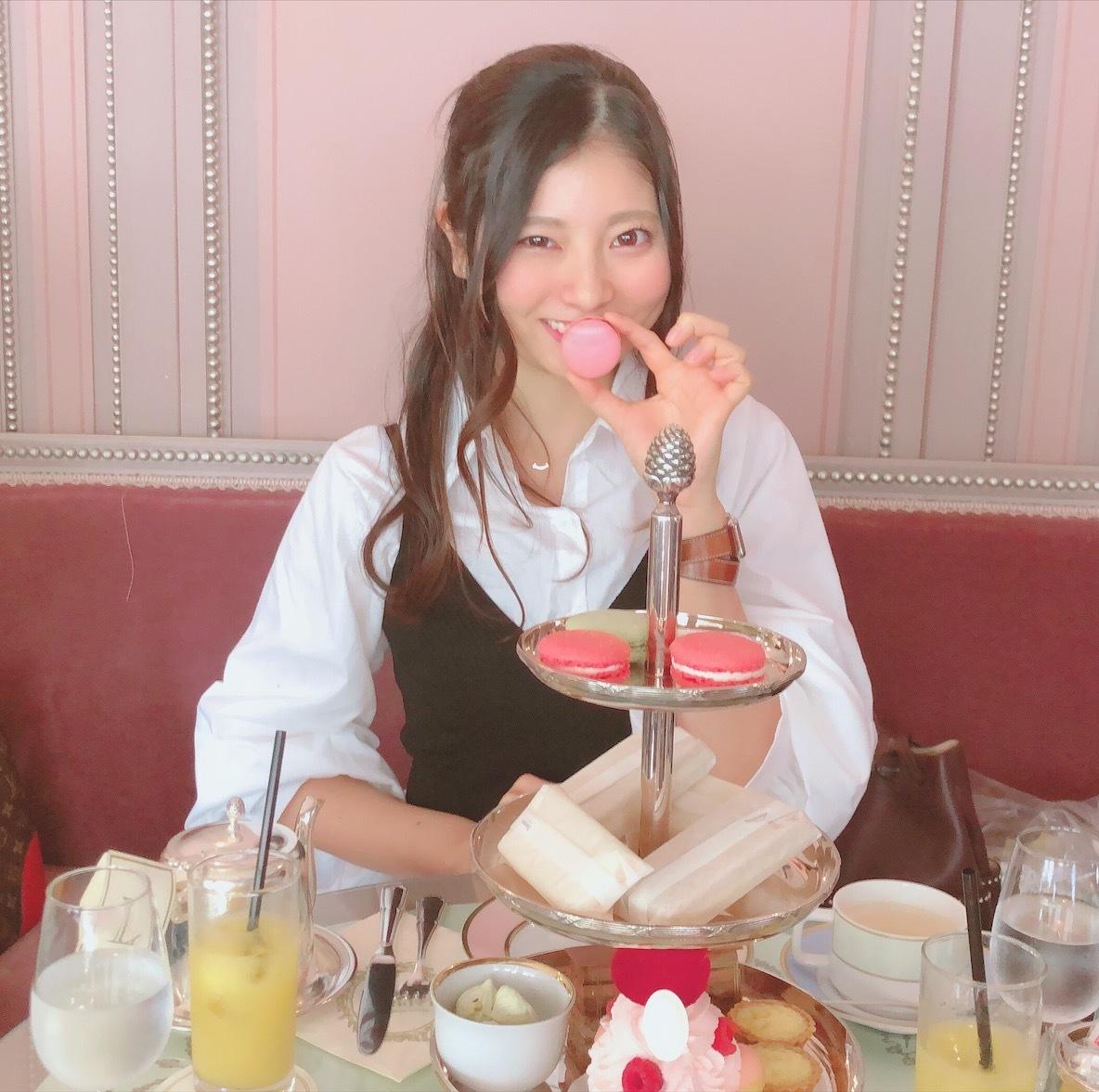 【銀座】LADUREE Caffe _1_3-1