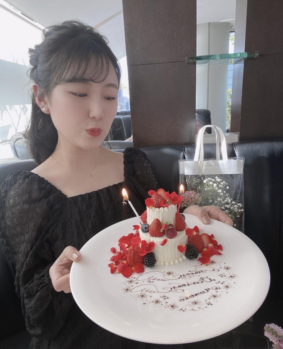 【カワイイ選抜会】Momo、21歳になりました!!_1_5