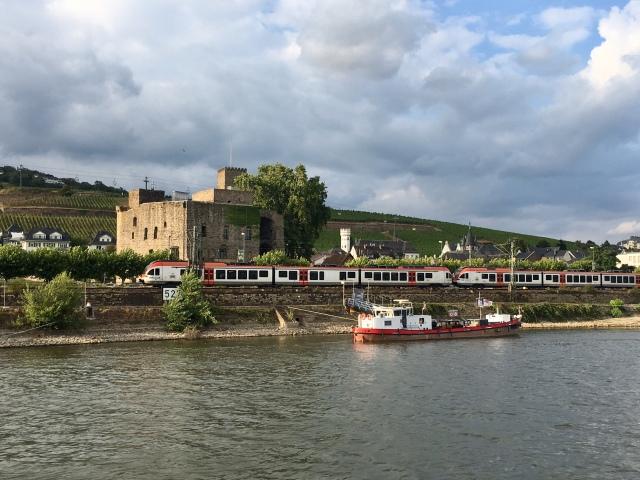 夏休み旅行 day2:ドイツ ライン川上り_1_3-5