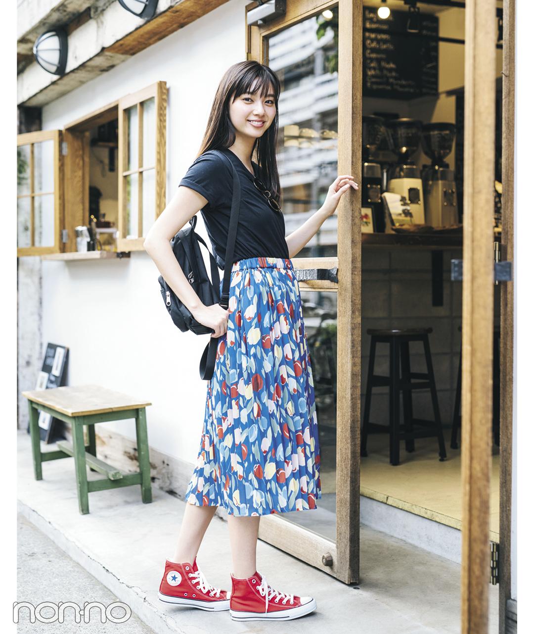 新川優愛が夏の私服コーデを披露♡ 好きなブランドも教えちゃう!_1_1
