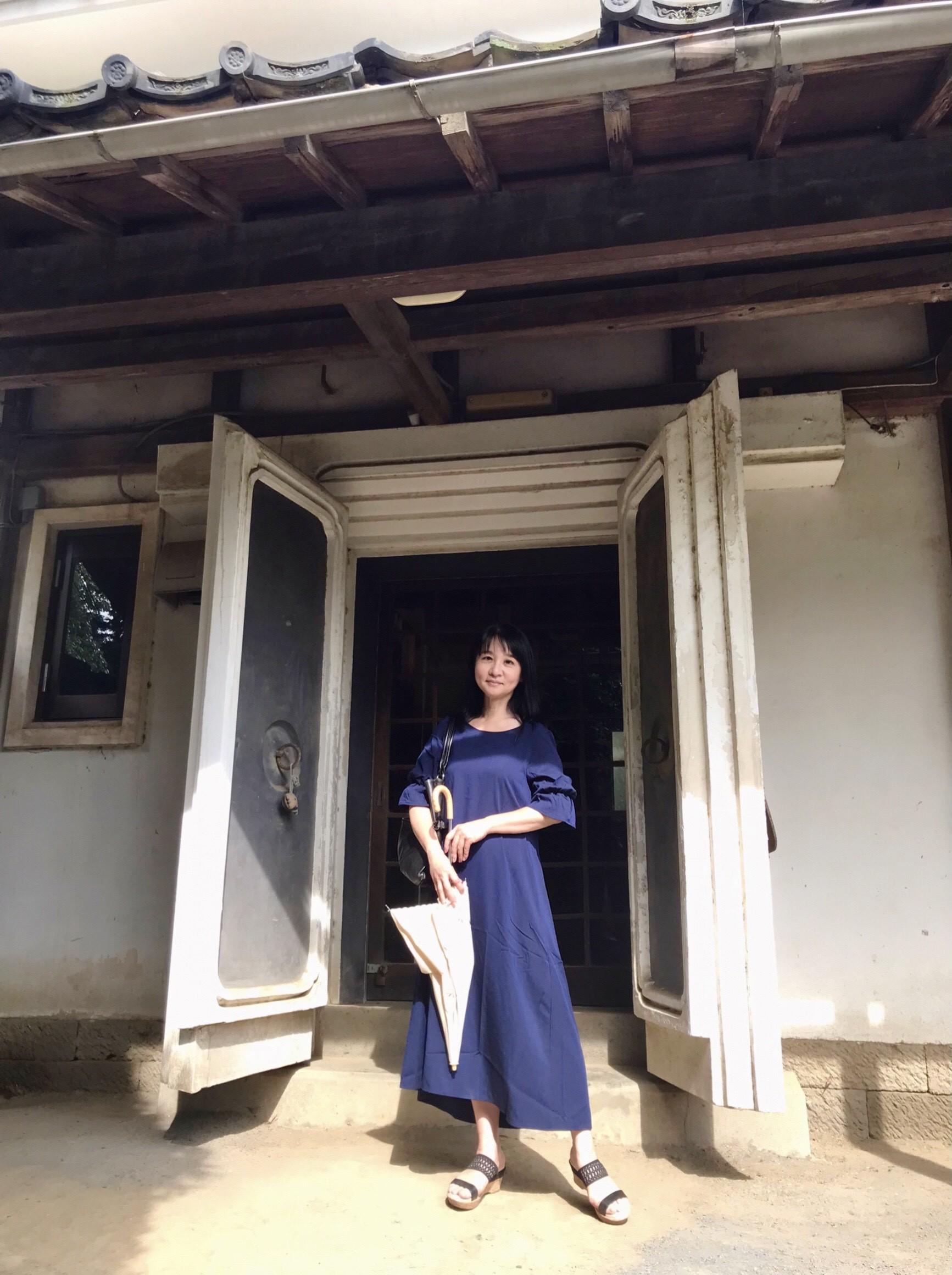 土蔵(米蔵)にて/中の家