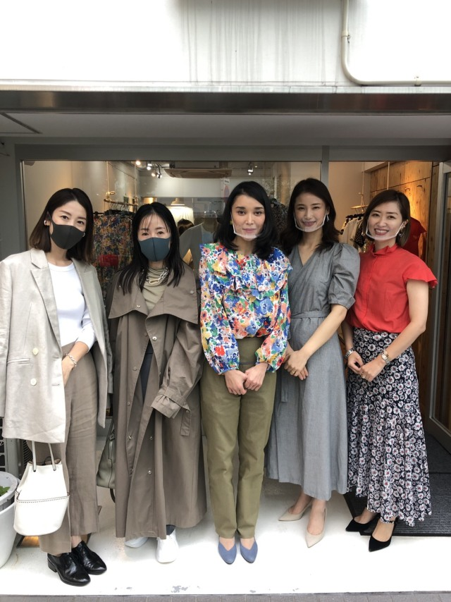 【FABRIQUE BY AMBALI(ファブリックバイアンバリ)】 2021 SS/ EXHIBITION_1_3-2