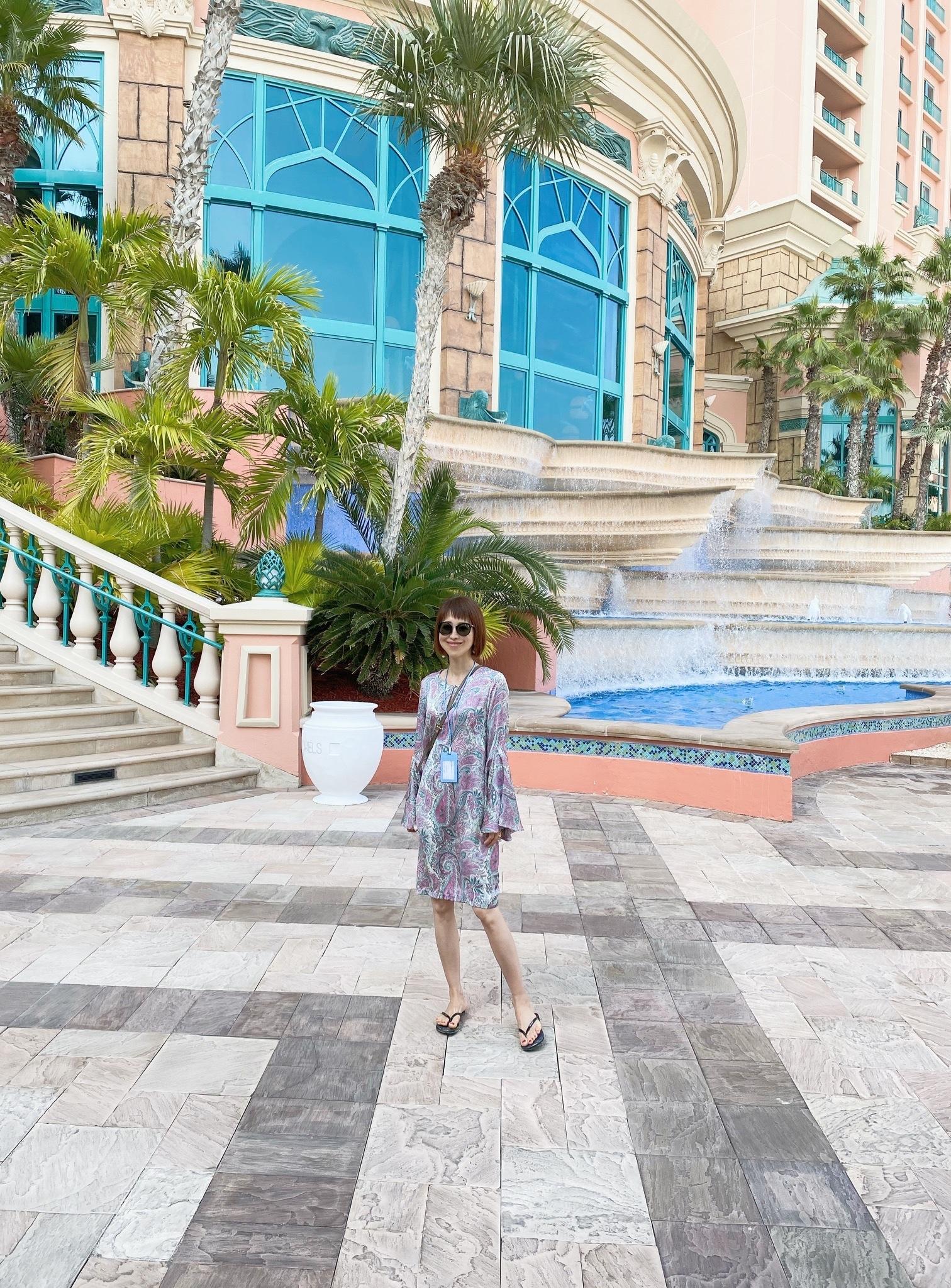 「ATRANTIS THE PALM」ホテルのお部屋&プライベートビーチ 〜ドバイ⑦〜_1_8