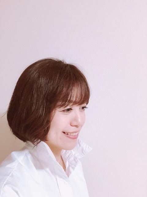 前髪ボブをリニューアル♡_1_1