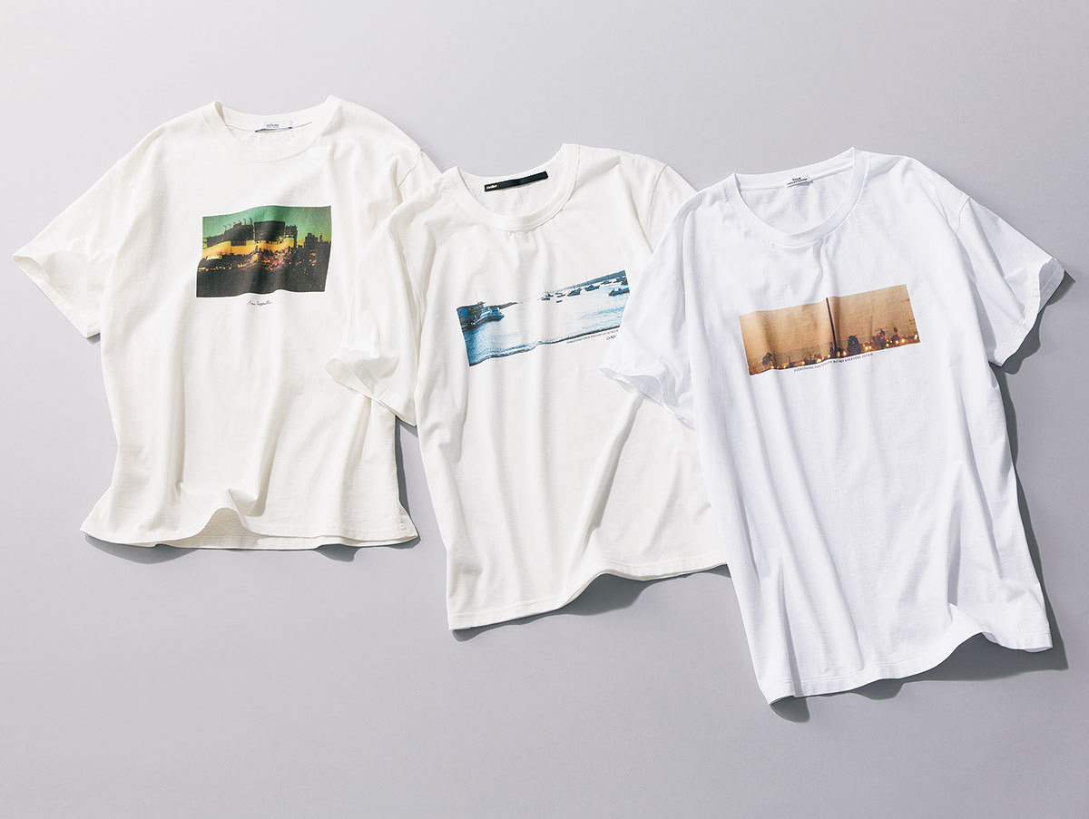 フォトTシャツ3