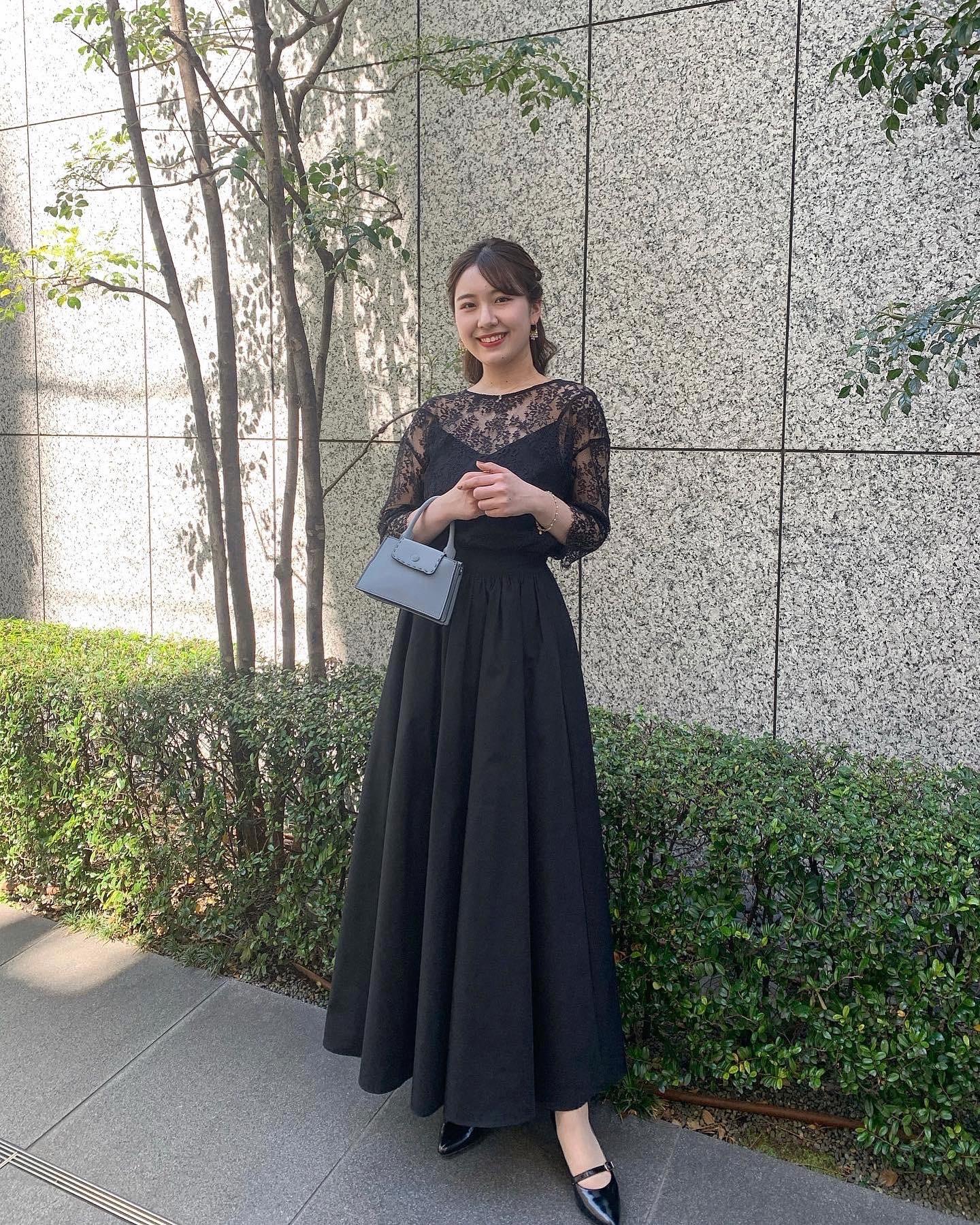 【卒業式コーデ】大学卒業しました❤︎_1_1