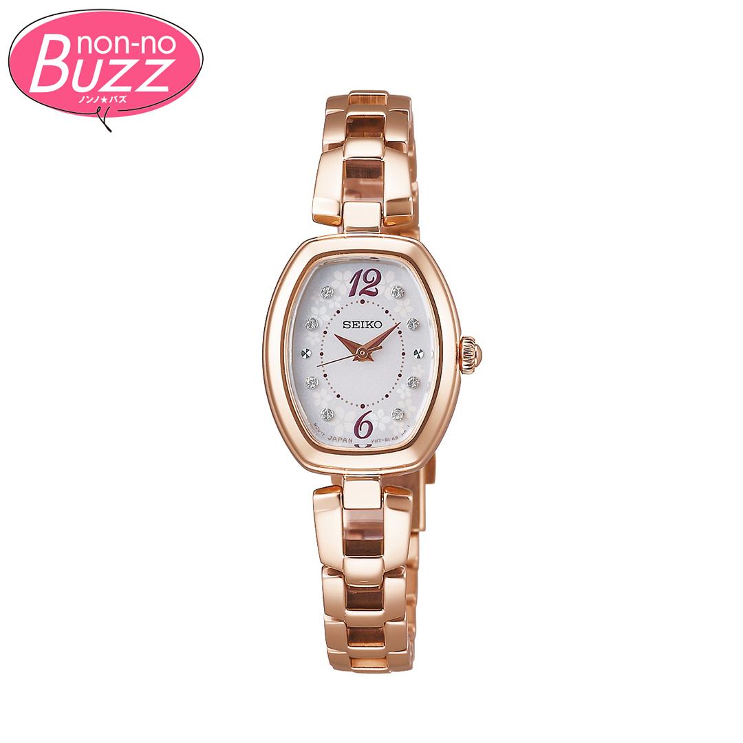 新生活に必要なのは、大人可愛い腕時計♡ セイコーの桜モデル10種類が限定で登場!_1_2-6
