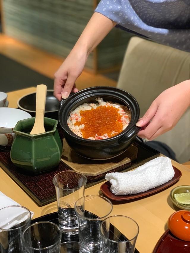 ウェスティンホテル東京・日本料理【舞】で秋の女子会ディナー_1_1-8