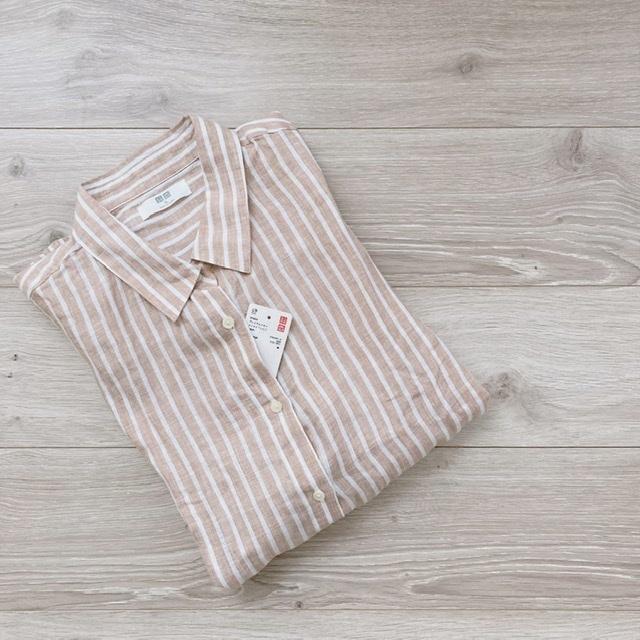 プレミアムリネンシャツ(長袖)