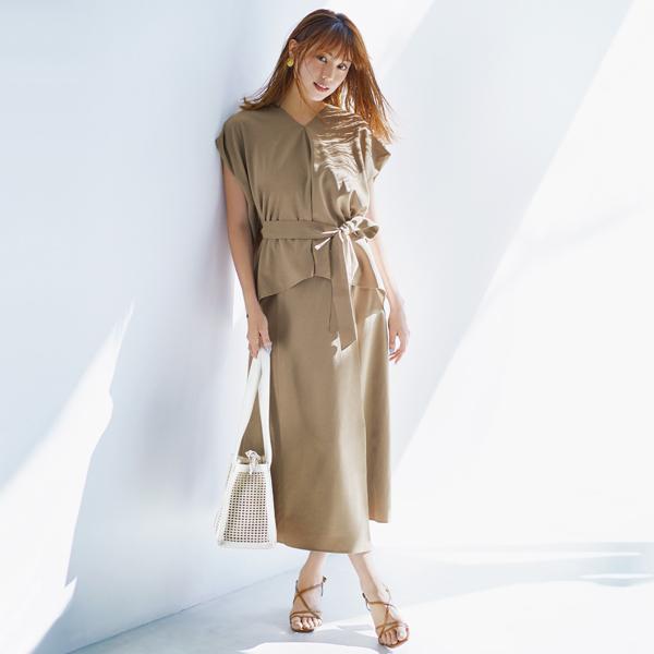 ROPÉ × Marisol スペシャルコラボ服が誕生!