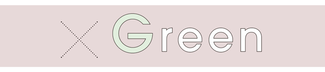 ×Green