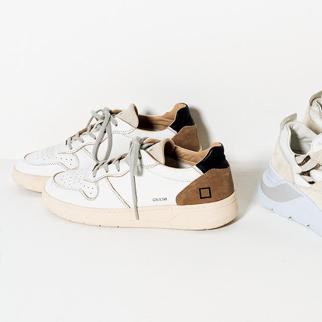 靴「COURT」¥30,800/ウィム ガゼット 青山店(デイト)