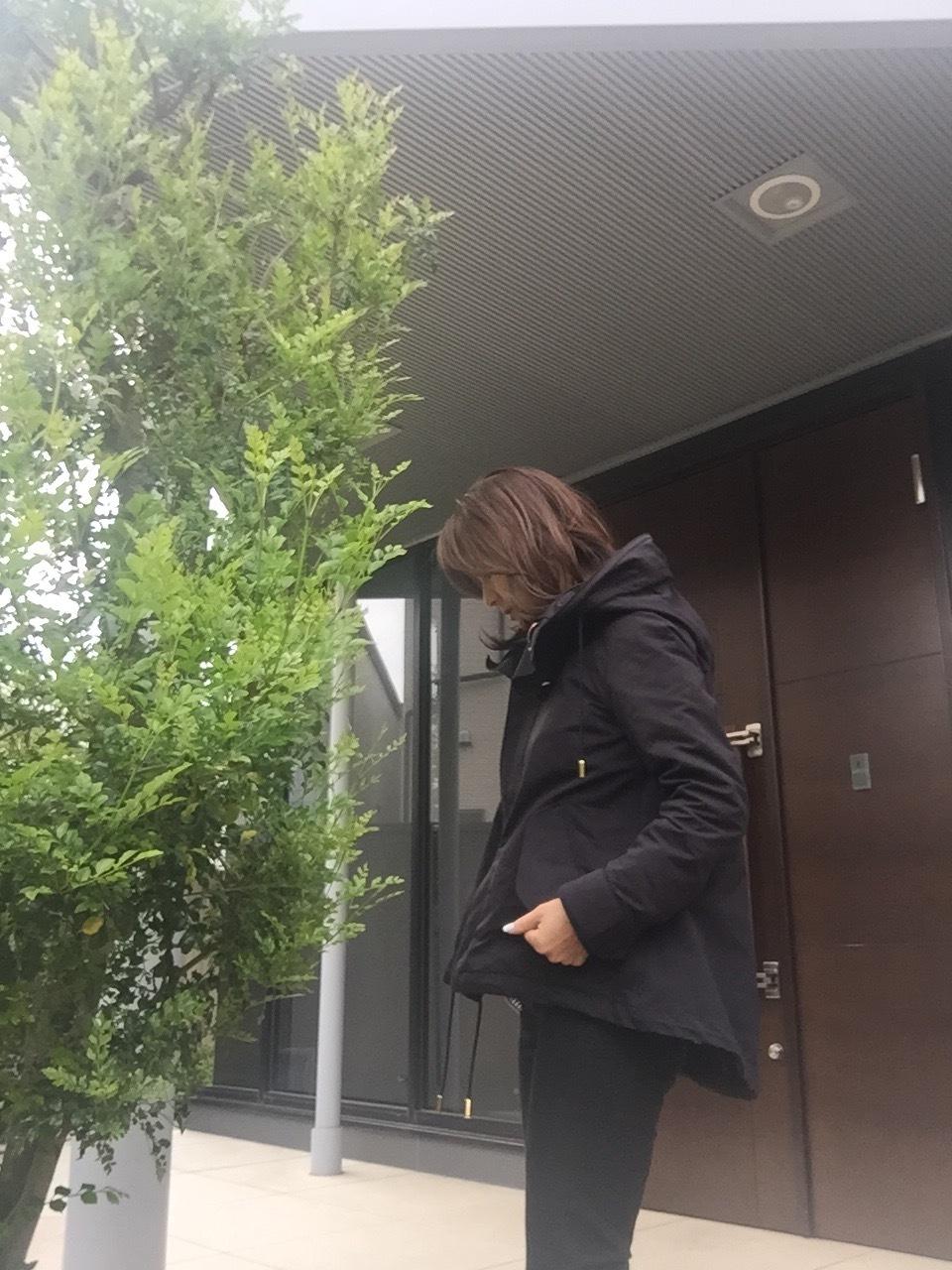 ザ・リラクスのショートモッズコート♡まだまだ寒暖差の多い今こそ、マストアイテム!_1_2