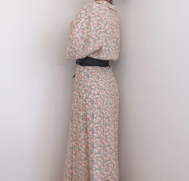 骨格ウェーブに嬉しい!小花柄②【momoko_fashion】_1_2-2