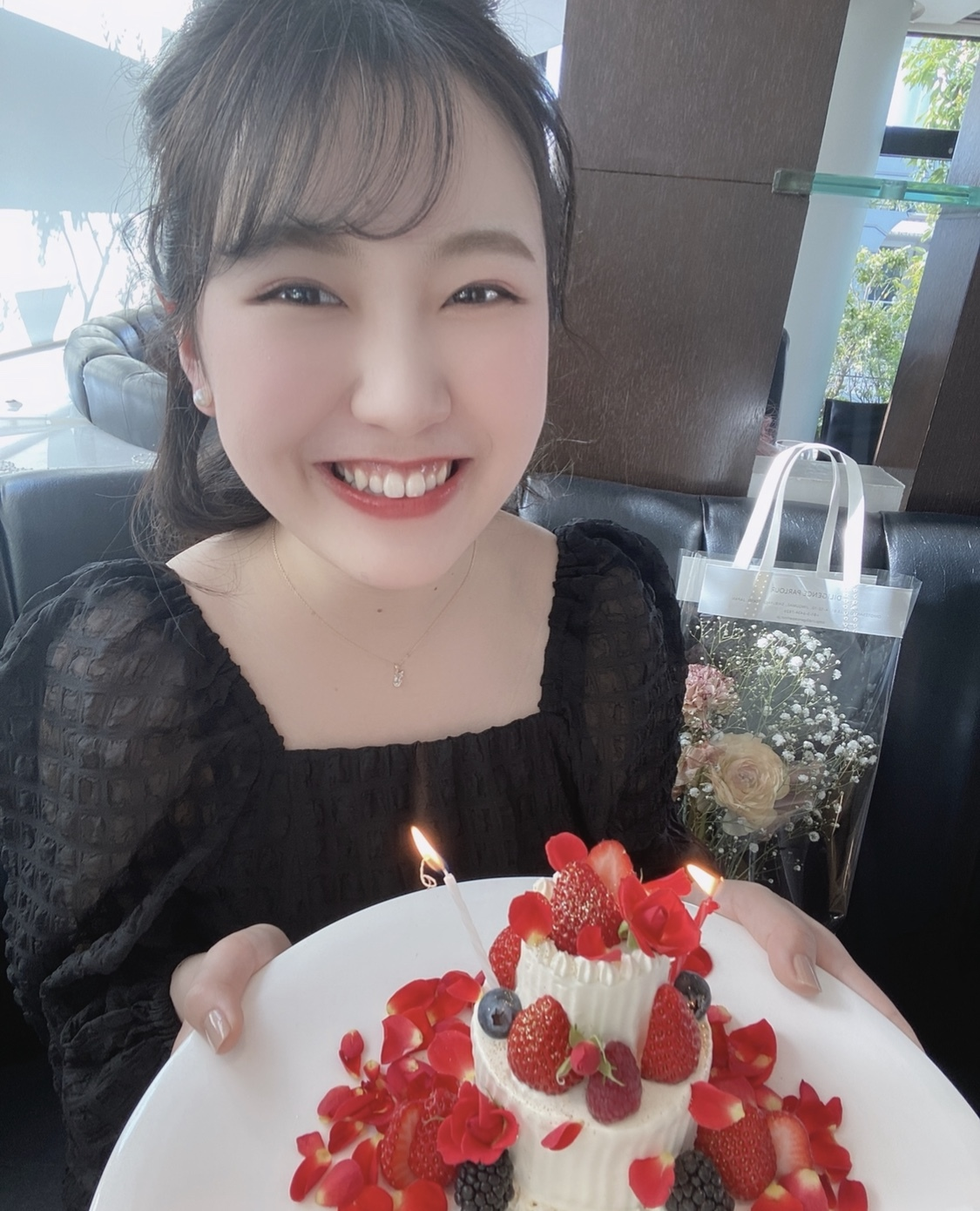 【カワイイ選抜会】能城桃子、21歳になりました!!_1_1
