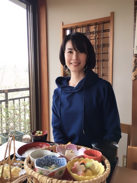 奈良吉野の千本桜と西宮夙川公園の桜♪_1_2-3