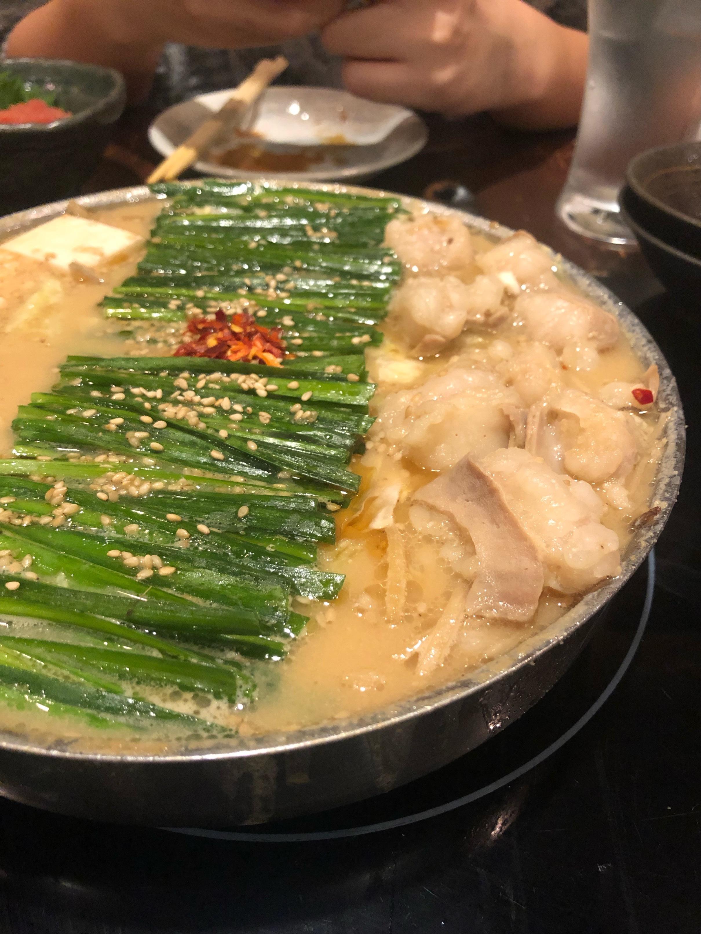 【これ、食べてみて♡③】幸せすぎるモツ鍋_1_1