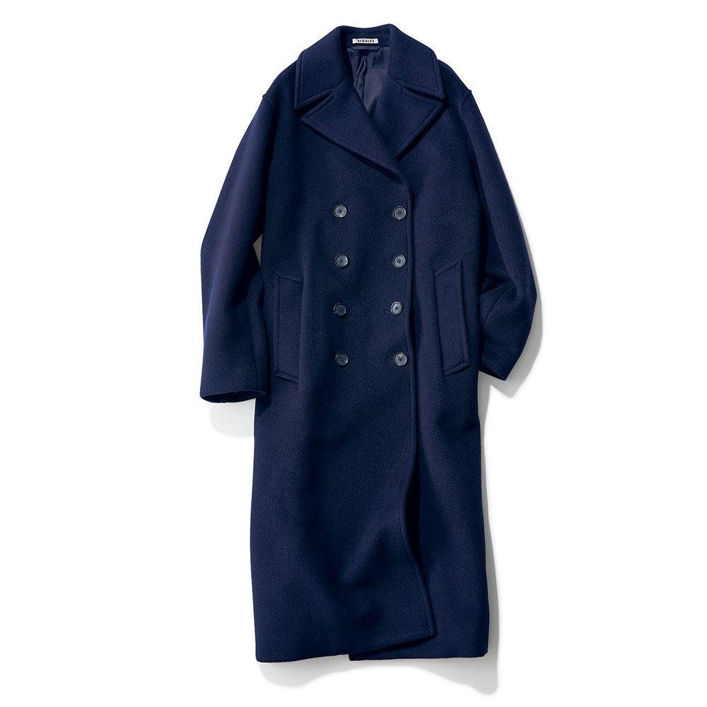 2018年冬の本命コートはオーラリーのコート
