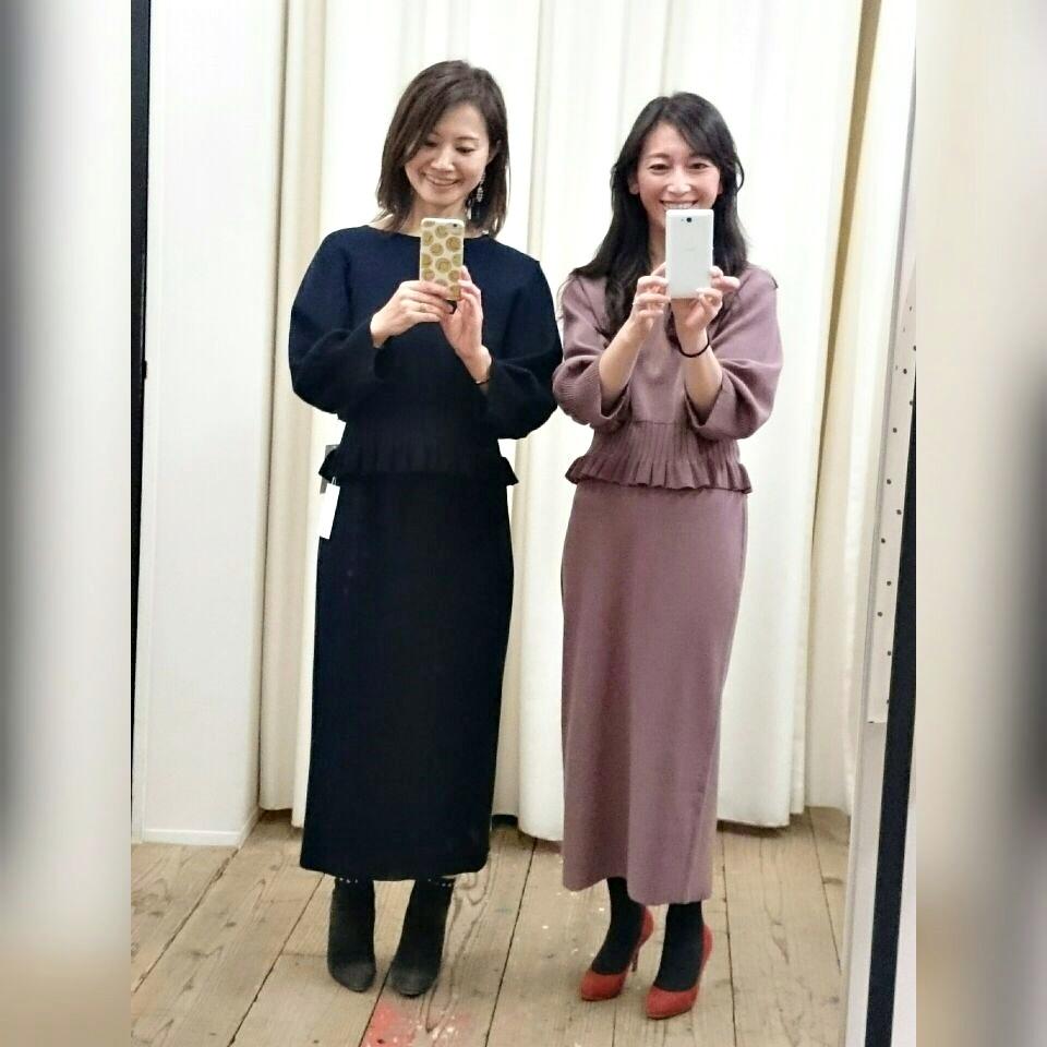 美女と共にSONO / SONO MANIAの2018春夏の新作展示会へ!_1_4