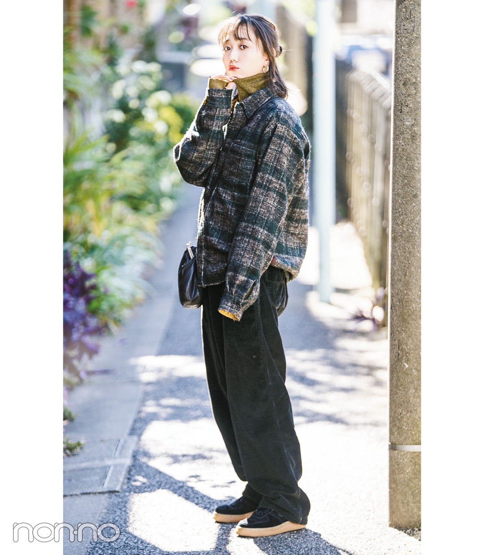 鈴木友菜が串カツ女子会に行くときのコーデって?【モデルの私服】_1_2