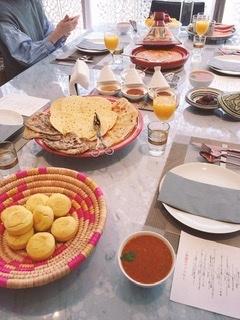 モロッコの朝食_1_4