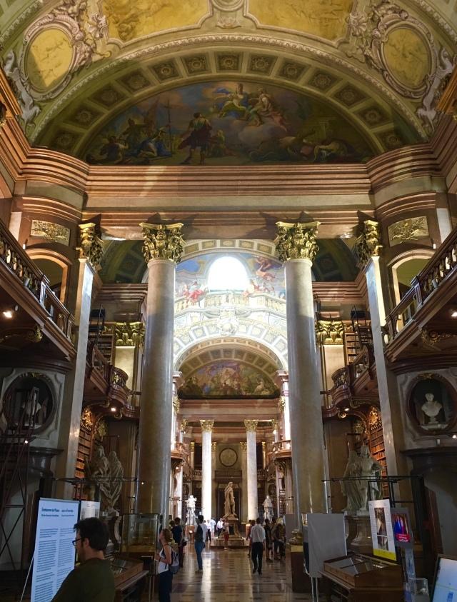 夏休み旅行 day8:オーストリア ウィーン3_1_1-1