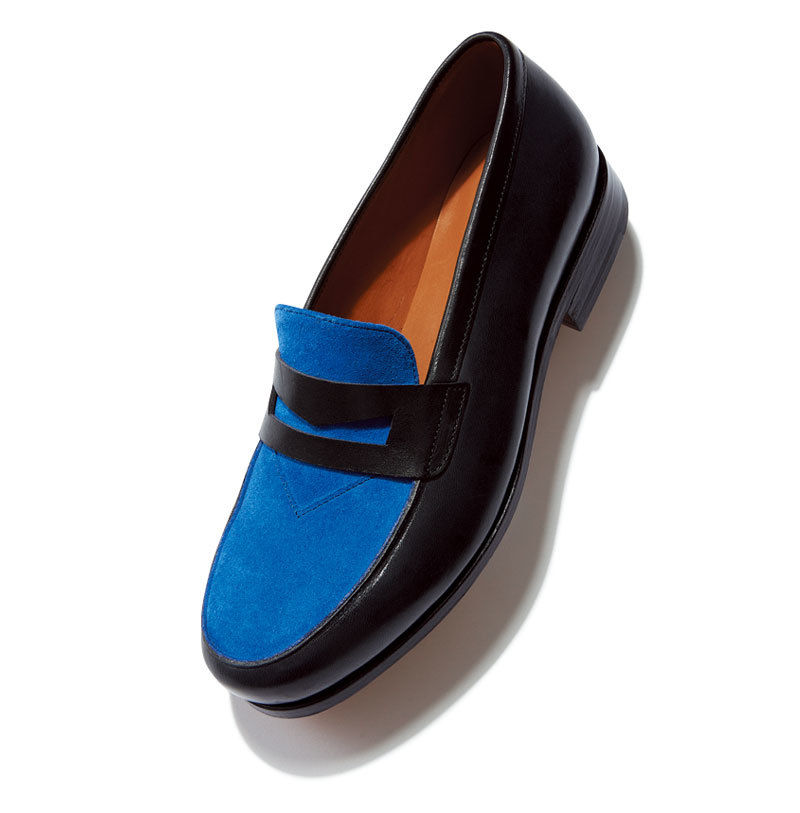 スマートさはそのままに、アッパーやソールに個性が光る「マニッシュ靴」_1_1-8