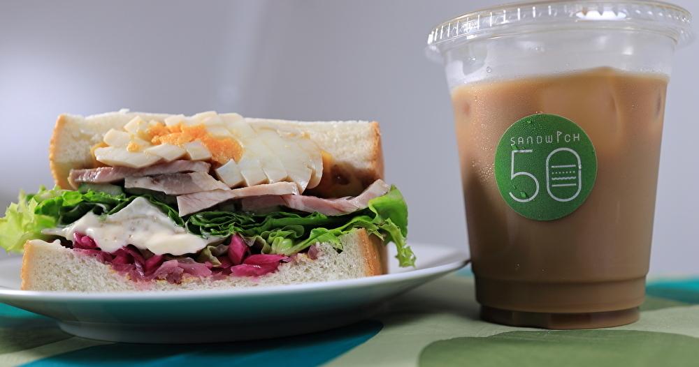 Sandwich 50 (サンドウィッチ フィフティー) とっても萌え断なサンドウィッチ専門店_1_9