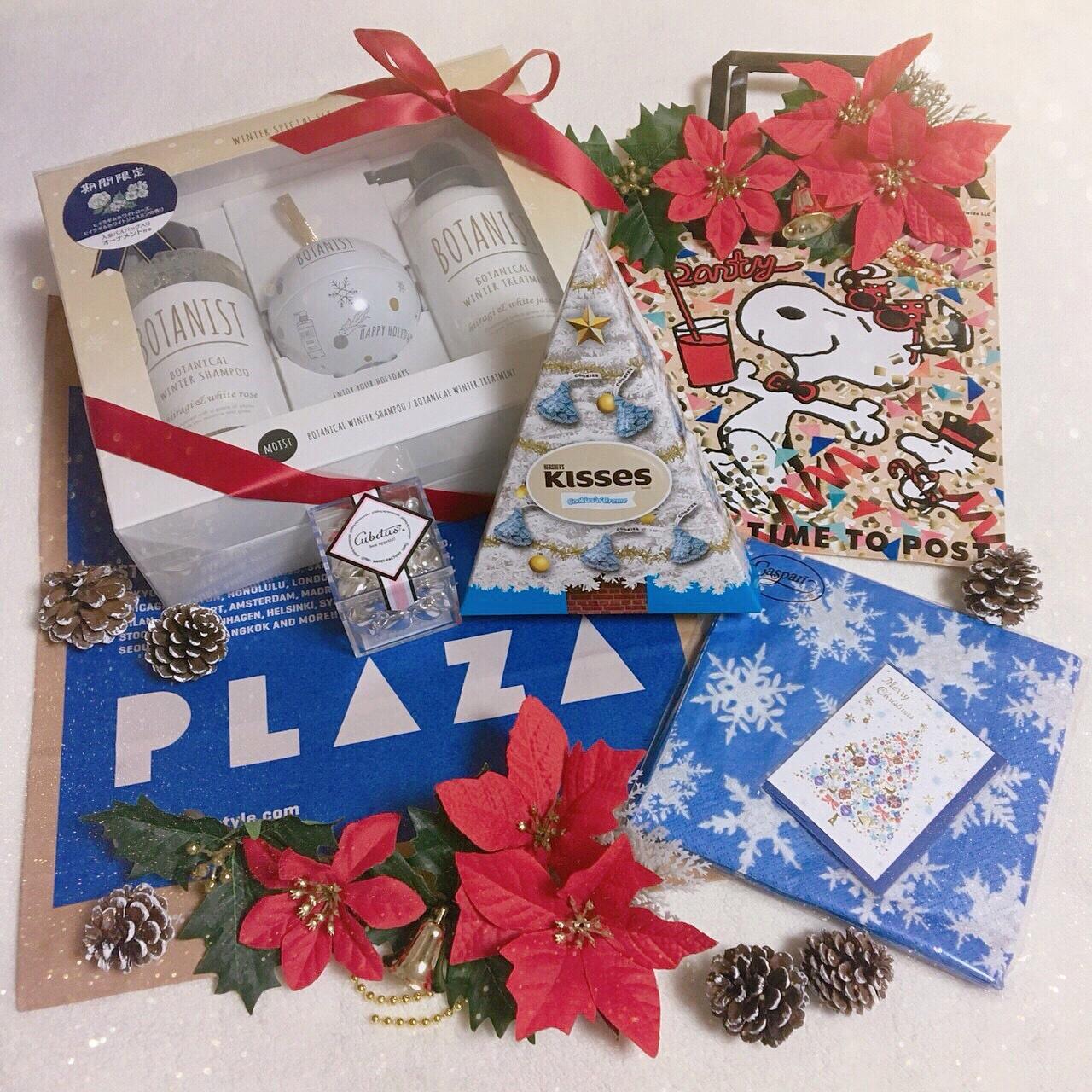 """【 第84回❤︎ 】大好きな""""PLAZA"""" でクリスマス・ショッピング**_1_2"""