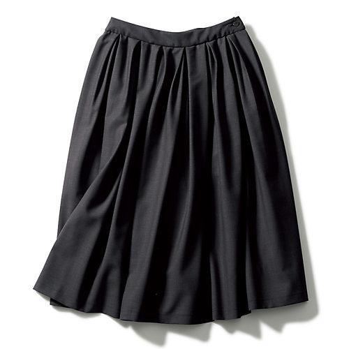 パンツ派にもおすすめ!大人の女性をバランスよく見せるスカートが登場_1_2-1