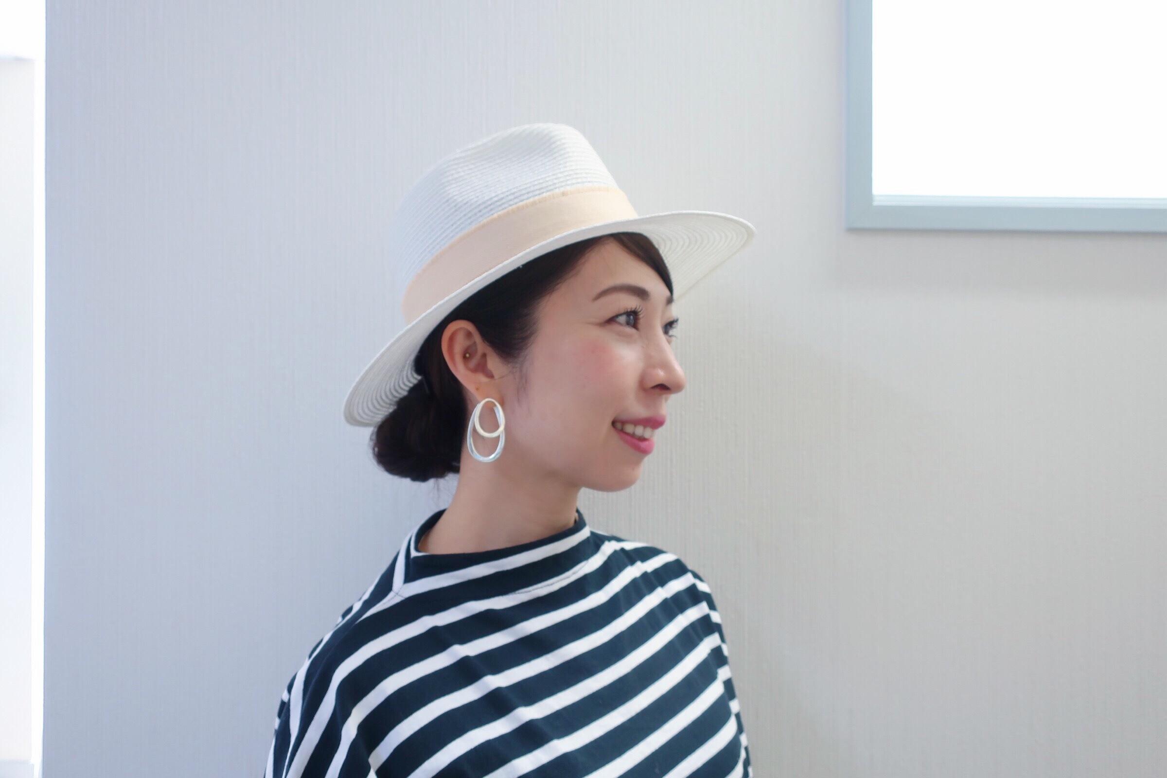 帽子のおしゃれを楽しめる季節になりました♡_1_2