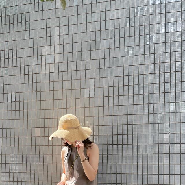 アラフォー夏の帽子コレクション_1_6