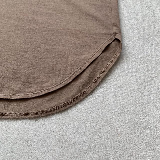 """プチプラTシャツは""""茶系""""が最高♥【エディター伊藤真知の「プチプラ」は40代からがもっと楽しい!#03】_1_11"""