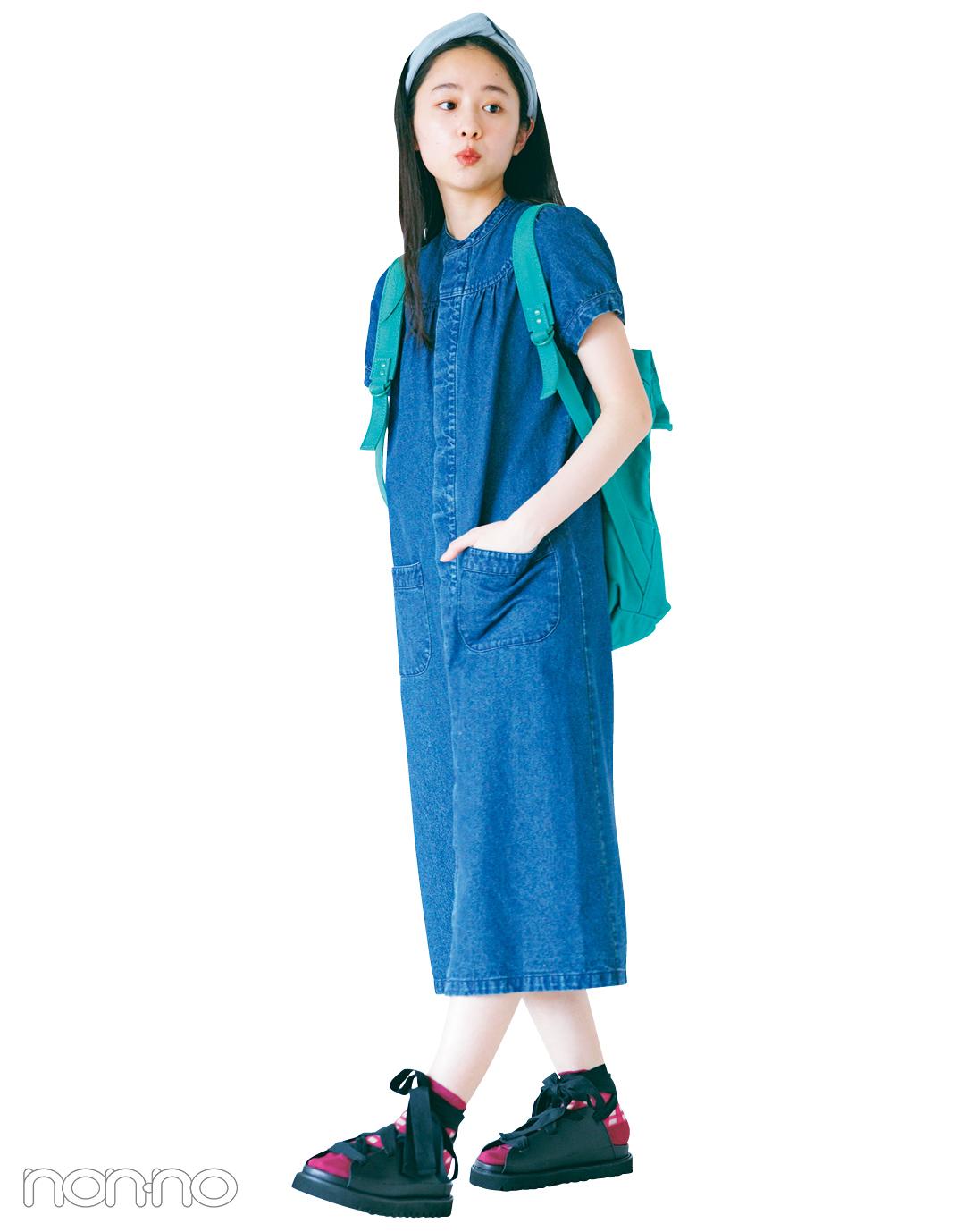 話題の#ほったさんの私服、見せて! vol.3 【ノンノモデルの夏私服:堀田真由】_1_5