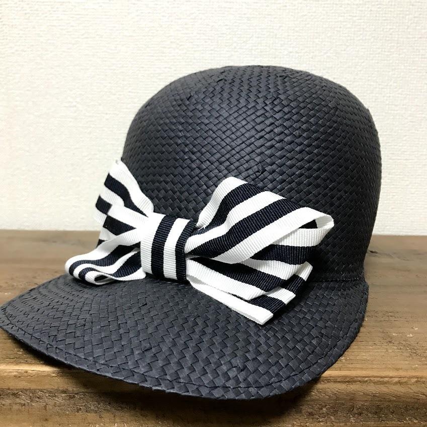 小物でコーデを新鮮に。今季new in の帽子たち。_1_2-1