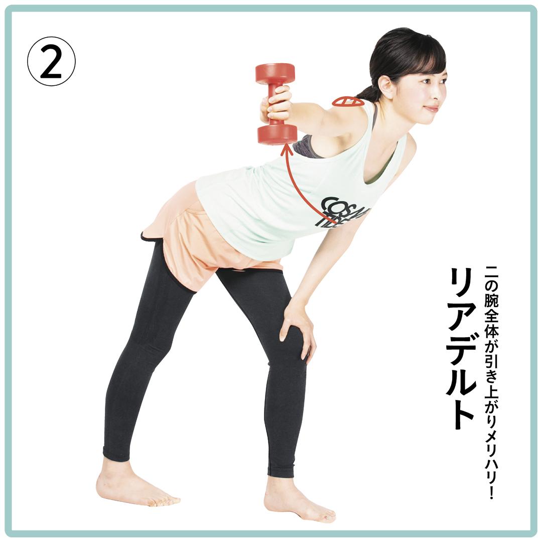 今年こそ「出せる二の腕」! 美body2週間プログラム★ _1_8-5